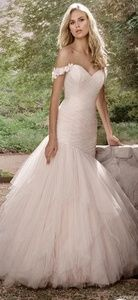 NWT JASMINE COLLECTION Tulle Wedding Gown Sz. 12